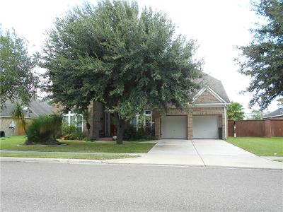 Mission Single Family Home For Sale: 2701 San Lucas