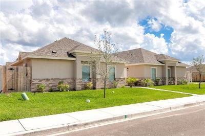 Edinburg Multi Family Home For Sale: 406 Peabody Avenue