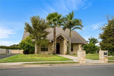 McAllen Single Family Home For Sale: 6200 N 3rd Street