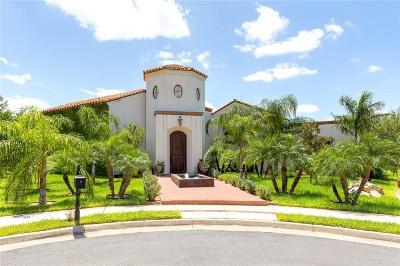 McAllen Single Family Home For Sale: 407 Cottonwood Avenue