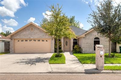 Pharr Single Family Home For Sale: 3600 N Mezcal Drive