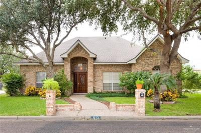 McAllen Single Family Home For Sale: 7513 N 1st Street