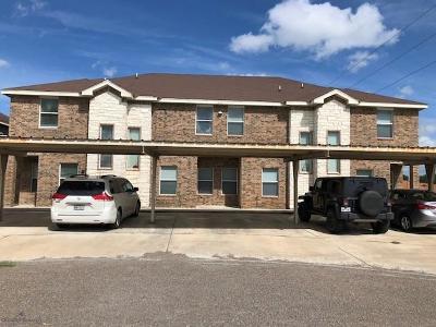 Pharr Multi Family Home For Sale: 1600 W Omni Avenue