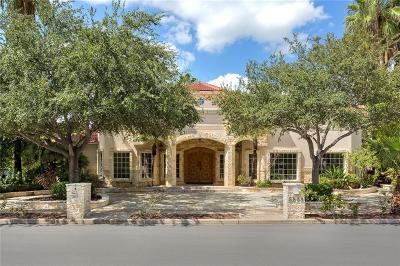 McAllen Single Family Home For Sale: 5509 N 1st Lane
