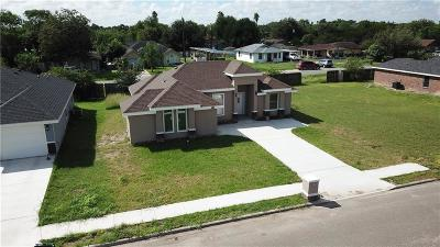 Weslaco Single Family Home For Sale: 2008 Ginger Avenue