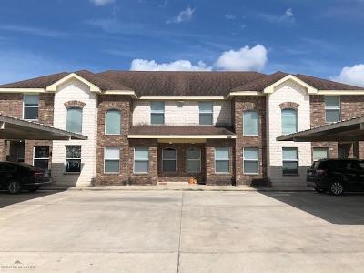 Pharr Multi Family Home For Sale: 1602 W Omni Avenue
