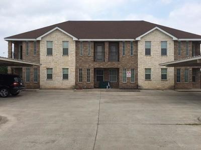 Pharr Multi Family Home For Sale: 1606 W Omni Avenue