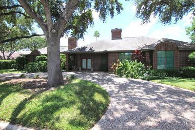 McAllen TX Single Family Home For Sale: $475,000