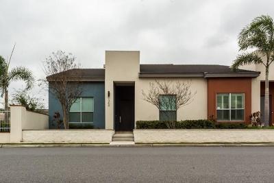 McAllen TX Condo/Townhouse For Sale: $295,000