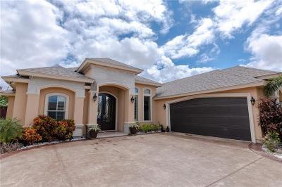 McAllen TX Single Family Home For Sale: $274,000