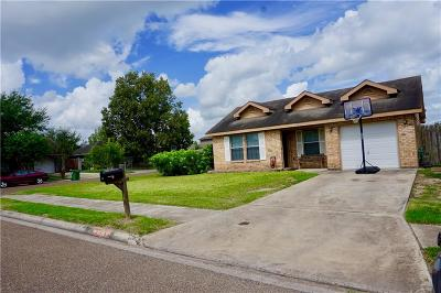 Weslaco Single Family Home For Sale: 2013 W Lincoln Street