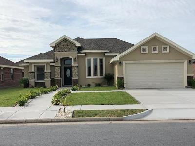 Harlingen Single Family Home For Sale: 8801 Osprey Street