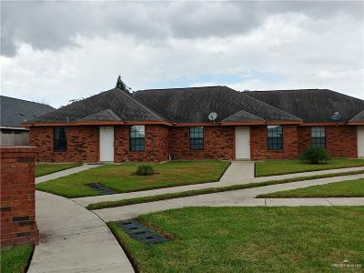 Pharr Multi Family Home For Sale: 600 E Bahamas Drive
