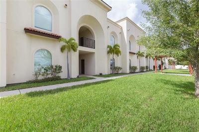 McAllen TX Condo/Townhouse For Sale: $115,000