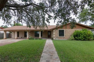 Weslaco Single Family Home For Sale: 1116 W 5th Street