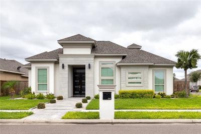 Edinburg Single Family Home For Sale: 1505 Finch Lane