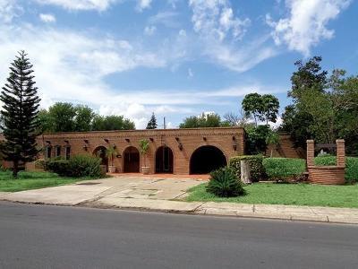 McAllen TX Single Family Home For Sale: $109,000