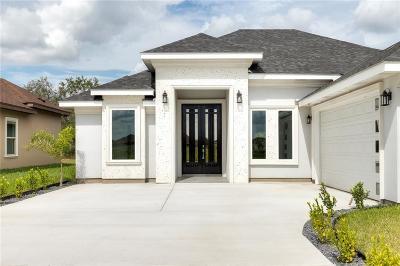 Edinburg Single Family Home For Sale: 5505 San Diego