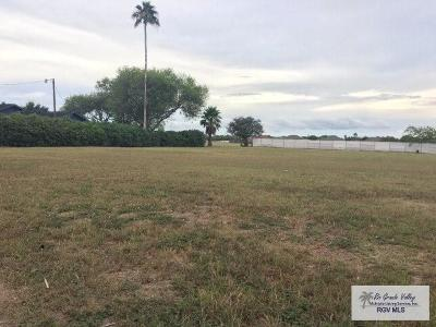 Harlingen Residential Lots & Land For Sale: Lot #8 Garrett Road