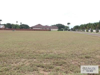 Harlingen Residential Lots & Land For Sale: Lot # 4 Catlin Court