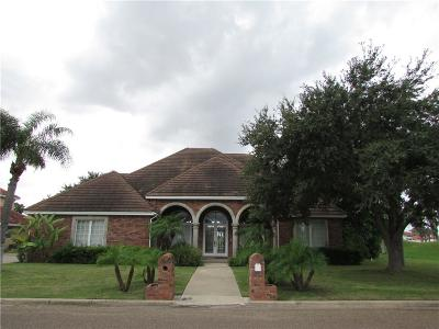 Weslaco Single Family Home For Sale: 1521 Tierra Bella