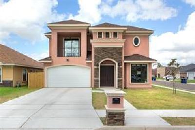 McAllen Single Family Home For Sale: 2900 Wanda Avenue