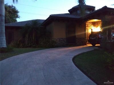 Mission Single Family Home For Sale: 819 W Rio Grande Drive