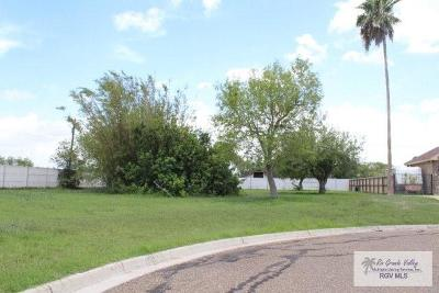 Harlingen Residential Lots & Land For Sale: Lot # 14 Weighost Street