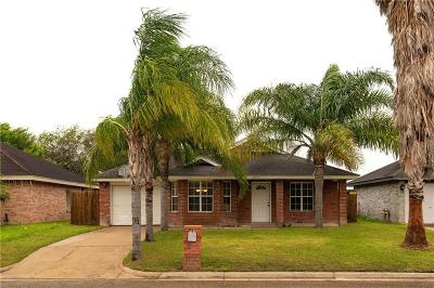 Harlingen Single Family Home For Sale: 2929 E Hapner Street