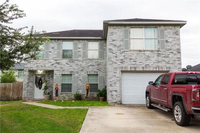 McAllen Single Family Home For Sale: 3305 Providence Avenue