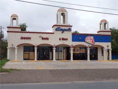 Weslaco Commercial For Sale: 1503 N Texas Boulevard