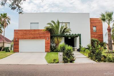 Mission Single Family Home For Sale: 1016 Rio Grande Avenue