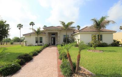 McAllen Single Family Home For Sale: 1204 E Helena Avenue