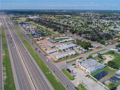 Mission Commercial For Sale: 1601 E Expressway 83 Highway