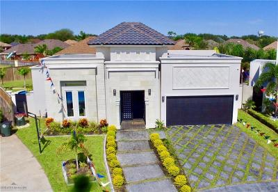 Mission Single Family Home For Sale: 2307 Sunrise Lane