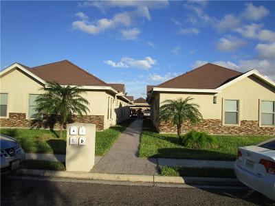 Pharr Multi Family Home For Sale: 3903 S Radisson Avenue