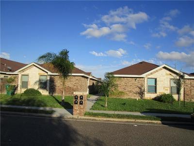 Pharr Multi Family Home For Sale: 3905 S Radisson Avenue