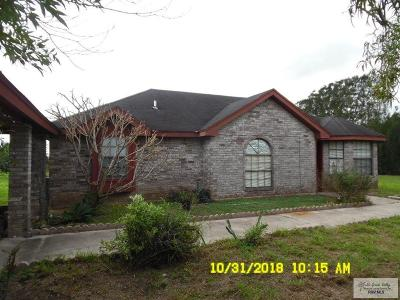 Brownsville Single Family Home For Sale: 6580 Fm 1732