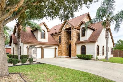Weslaco Single Family Home For Sale: 2206 Highland Drive