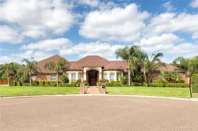 Edinburg Single Family Home For Sale: 3005 Laurie Lane