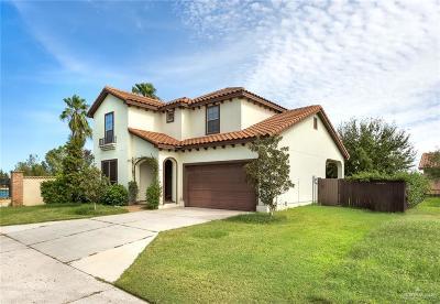 Mission Single Family Home For Sale: 2903 Capri Court