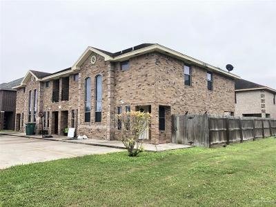 Pharr Multi Family Home For Sale: 1205 W Fig Avenue