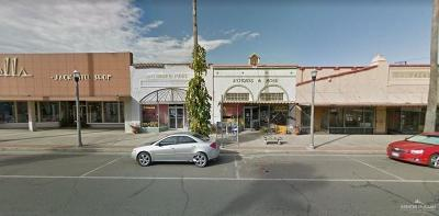 Weslaco Commercial For Sale: 418 S Texas