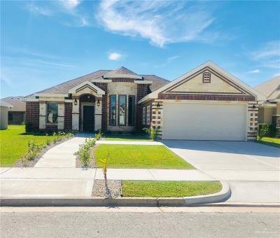 Harlingen Single Family Home For Sale: 8729 Osprey Street