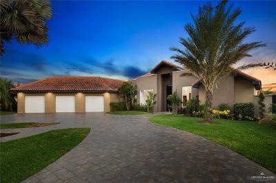 McAllen Single Family Home For Sale: 2601 W Brazos Avenue