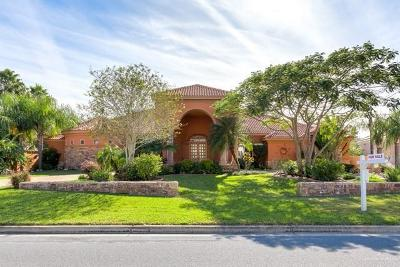 McAllen Single Family Home For Sale: 113 Eagle Avenue