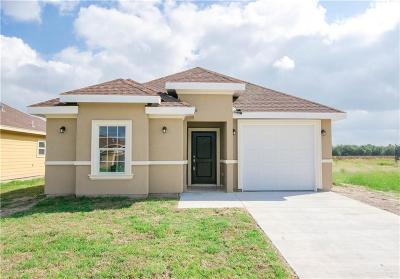 Harlingen Single Family Home For Sale: 23271 Tangerine Street