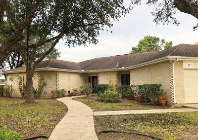 Pharr Single Family Home For Sale: 327 Ashley Drive