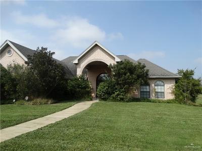 Pharr Single Family Home For Sale: 609 E Melanie Drive