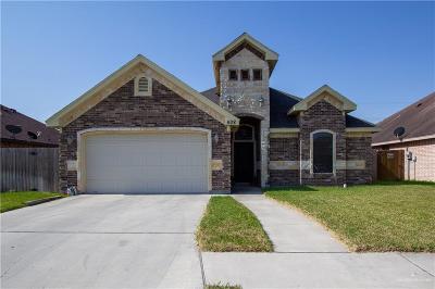 Pharr Single Family Home For Sale: 608 E Arapaho Avenue